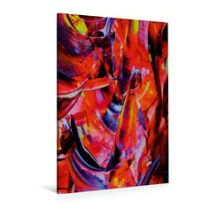 Farbenfroh - CALVENDO   Now available as a calendar, canvases and Puzzle