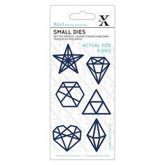 Small Dies - Geometric Shapes | docrafts.com