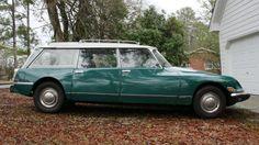 1972 Citroën DS Break: The Jalopnik Classic Review