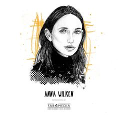 Interview mit Anna Wilken #teamfab4 #germanysnexttopmodel #fab4mag