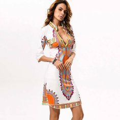 Robe  moulante  ethnique -  boutique  sochic Voir   Fringues, Femmes 1ae6fa4ec99f