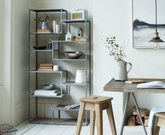 "If this shelf were on Grand Designs we reckon Kevin would say it has ""architectural significance"". It ain't half nice."