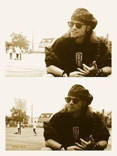 """""""Shit Got Fucking Crazy"""" Pearl Jam, Mike Starr, Jeff Ament, Matt Cameron, Grunge Guys, Acceptance Speech, The Best Revenge, Alice In Chains, Eddie Vedder"""