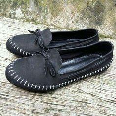 SepatuKulit  Casual Wanita Mazaya by  SMO Ready stock size 40 BBM  573546F4 0831c68512