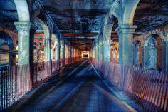 8. Cleveland's abandoned subway