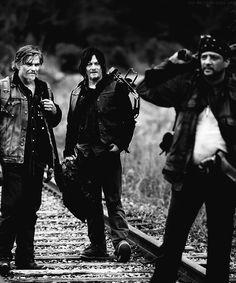 """Joe, Daryl, and Tony 4x15 """"Us"""""""