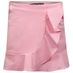 Womens Pull On Peplum Skort Carmel Pink - AW19 | Skirt | Polo Ralph Lauren | All Square Golf Skort, Peplum, Polo Ralph Lauren, Ballet Skirt, Golf, Gift Boxes, Pink, Women, Ideas