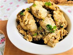 Cravings: Cream Chicken Masala Spice, Cream Chicken, Indian Food Recipes, Cravings, Spices, Vegetarian, Meat, Spice, Indian Recipes
