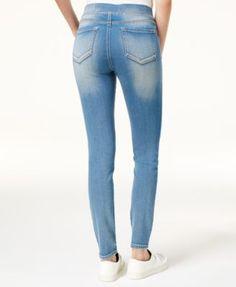 c570c4698e0291 Black Daisy Juniors' Shay Jeggings - Blue XL Juniors Jeans, Daisies,  Jeggings,