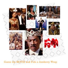 Jamberry nail wrap Jamberry game Facebook Game Guess the Movie Pick a Jamberry Wrap for the movie Pick a Jam for the movie COMING TO AMERICA