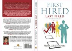 New Book by Anita Brooks: First Hired, Last Fired