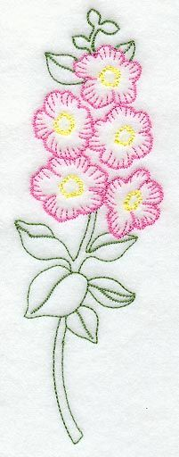 Machine Embroidery Designs at Embroidery Library! - Color Change - C8817