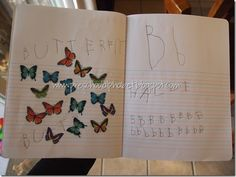 B is for Butterfly ... preschool day ready to go! Books, activities, printables, link to life cycle game. Fun!