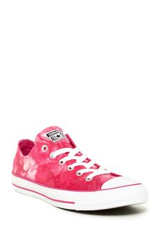 Tie Dye Oxford Sneaker (Unisex) by Converse on @nordstrom_rack