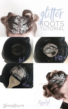 New years in Just a few days away which means a huge party is also on it's way! This year you're sure to see this new glitter roots trend at all the biggest parties, so don't get left behind! Glitter roots are so incredibly easy and so cheap! I know you've been searching Pinterest for …