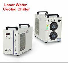 1pcs Laser Water Cooled Chiller CW5200 110V/220V  60HZ CW5200DG