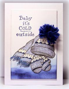 Rapport från ett skrivbord: Cold