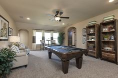 Beautiful Large Open Game Room