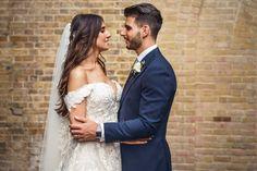Luke & Melissa Credits: Ivy Leaf Photography Brewery Wedding Reception, Wedding Receptions, Leaf Photography, Ivy Leaf, Lace Wedding, Wedding Dresses, Fashion, Bride Dresses, Moda