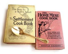 1940s cookbooks