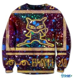 pokemon sweater