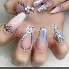Amazing set of nail inspiration