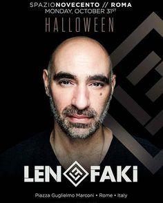 Iniziamo con gli eventi di Halloween :) www.bit.ly/lnfkrm  Online ticket. Info 3934786744