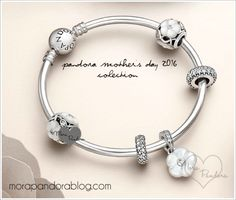 pandora mother's day 2016 - mother of pearl florals