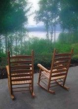 (via Porch rocking chairs, Rocking chair pictures, Porch...