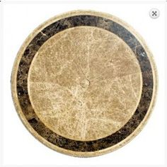 Saturn 120cm Round Marble Stone Table