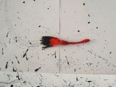 paint marks - Helen Carnac