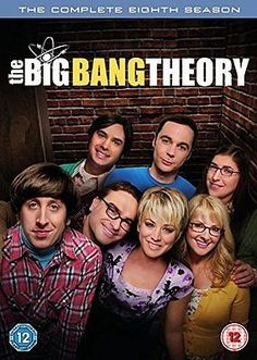 The big bang #theory - season 8 [dvd] [2015] #johnny galecki jim #parsons,  View more on the LINK: http://www.zeppy.io/product/gb/2/152071067263/