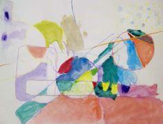 【kindergarten art 】子供の素敵な絵や工作をピンボードに集めています。 I send the children's art from Tokyo.  Art Education. Art workshop. Paintings of children. Work of children.  Blog ranking >> http://education.blogmura.com/bijutsu/  Official website >> http://www.gajyuku.com/  4/13の授業報告の画像:こども美術教室がじゅく 世田谷・用賀studio