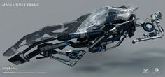 Vehicle designs from Momentum