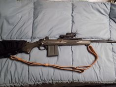 Ruger Gunsite Scout Rifle Review: What You Need To Know #PrepperIdeas, #Preppergear, #SurvivalSkills, #SurvivalPrepping, #TheSurvivalistBlog.net