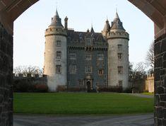 Killyleagh Castle - County Down, Ireland
