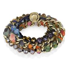 Chloe and Isabel Copacabana Multi-Wrap Bracelet Brand new. Never worn. Could be used as a necklace or headband too. Chloe + Isabel Jewelry Bracelets
