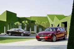 """Mercedes-Benz E-Class – 2015 generation: New infotainment for the E-Class"" - Mercedes-Benz Social Publish"