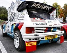 Grand Raid, 205 Turbo 16, Toyota Supra Mk4, Ford Escort, Volkswagen, Rally Car, Car And Driver, Peugeot 205, Cars And Motorcycles