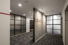 F.ENT office by TOInc. Nagoya  Japan