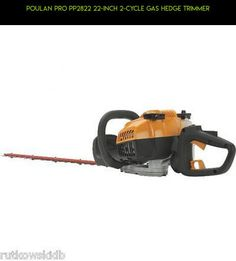Poulan Pro PP2822 22-inch 2-cycle Gas Hedge Trimmer #plans #gadgets #camera #shopping #parts #trimmers #gas #hedge #racing #technology #tech #2 #fpv #kit #products #drone #cycle