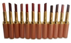 TLM+GCI+Bright+Moist+Lipstick+100%+Fashion+805F+2.5g+X+12+pcs+Price+₹1,706.00