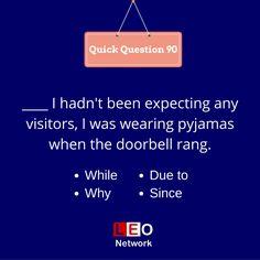 Quick English question: Does this make sense?