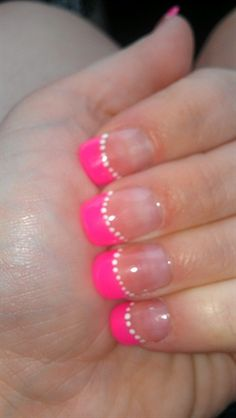 Doing this next time I go and get my nails done :) too pretty!!