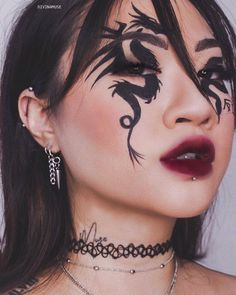 makeup ideas halloween makeup ideas makeup ideas makeup ideas skull makeup ideas ideas ideas eyeshadow makeup ideas for halloween Crazy Makeup, Pretty Makeup, Cute Makeup Looks, Eyeshadow Makeup, Hair Makeup, Face Makeup Art, Pink Eyeshadow, Easy Eyeshadow, Eyeshadow Palette