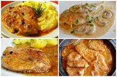 Zbierka vynikajúcich receptov na nedeľné rezne na prírodno - rýchlo, jednoducho a veľmi chutne.