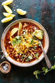 This Crockpot Spicy Vegetarian Tortilla Soup with Quinoa is super easy, full of good for you ingredients, and so delicious. Just toss everything into your crockpot (or instant pot) and cook low and slow all day. Healthy Slow Cooker, Slow Cooker Recipes, Soup Recipes, Crockpot Quinoa, Baby Recipes, Potato Recipes, Free Recipes, Vegetarian Tortilla Soup, Vegetarian Recipes