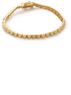 Tai Small Pyramid Bracelet On Style