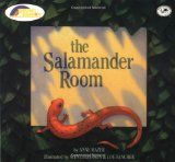 School Time Snippets: FIAR: The Salamander Room.  LOADS of great learning activities to use with the book, The Salamander Room