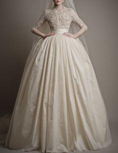 Ersa Atelier Wedding Gown